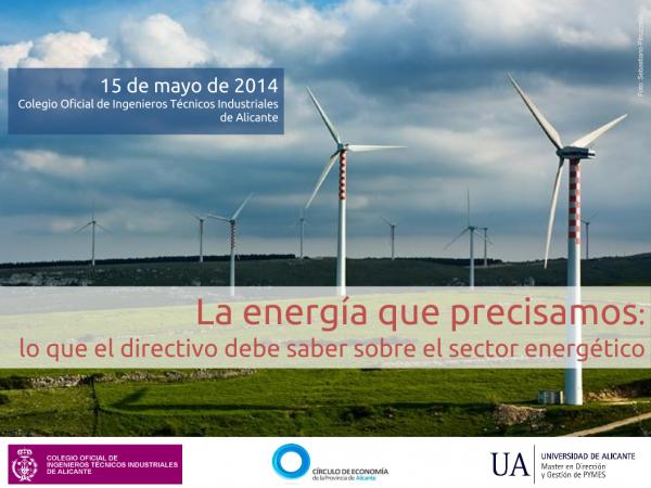 Plantilla eficiencia energética - 15 de mayo de 2014