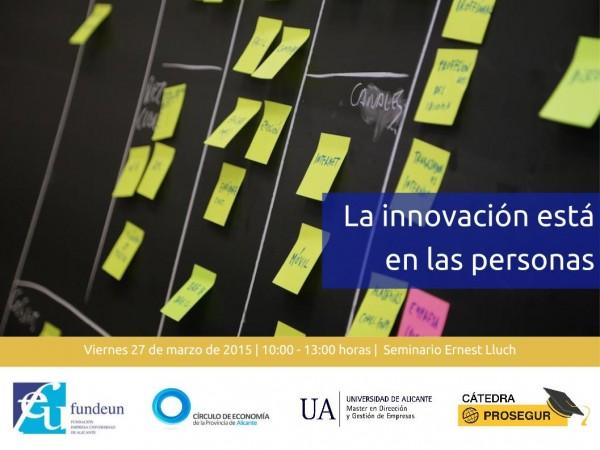Plantilla FUNDEUN - innovación personas - 27 de marzo de 2015