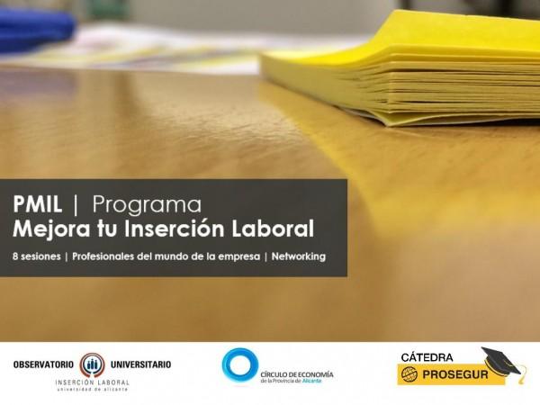 Plantilla Programa de mejora tu Inserción Laboral - PMIL