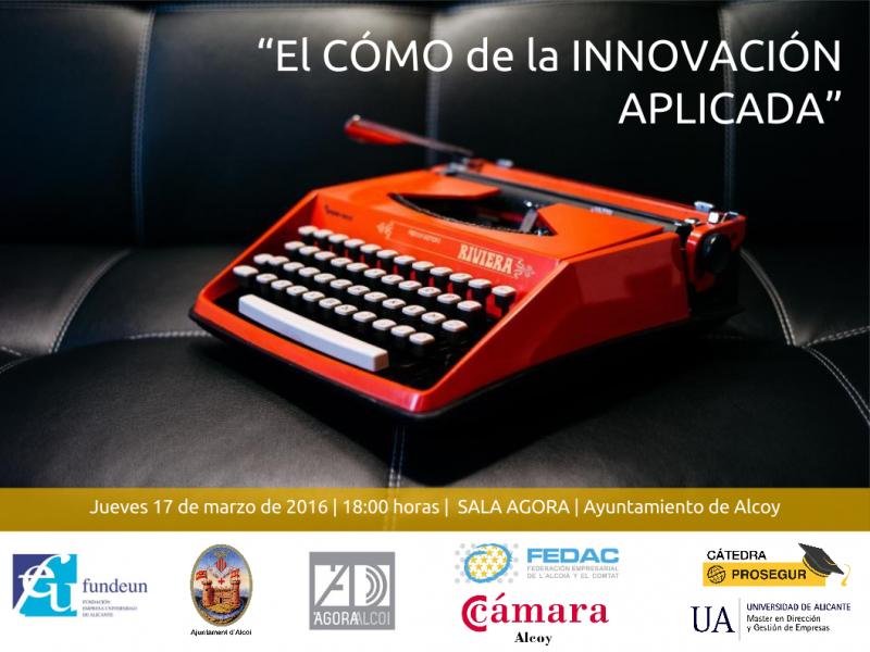 Plantilla FUNDEUN - innovación - alcoi - 17 de marzo 2016
